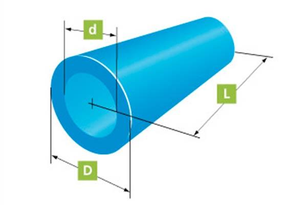 hawacast kunststofftechnik lieferprogramm Rohre Hawamid PA 12G