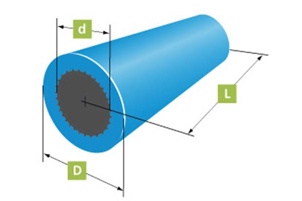 hawacast kunststofftechnik lieferprogramm Zylinder Hawamid PA 12G