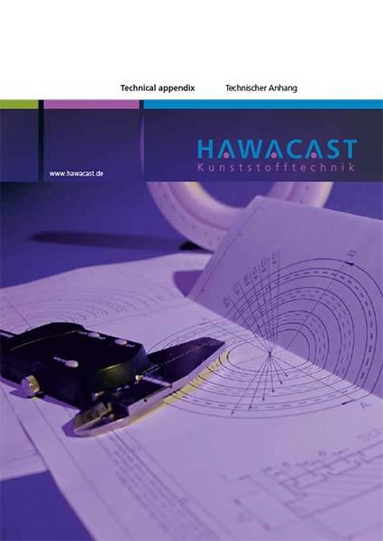 hawacast kunststofftechnik technischer Anhang Hawamid PA 12G