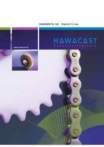 hawacast kunststofftechnik unternehmensbroschüre Hawamid PA 12G